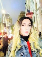 Stefania Visconti New York (Stefania Visconti) Tags: stefania visconti attrice modella actress model arte artista artist spettacolo performer transgender tgirl ladyboy shemale crossdresser dragqueen italian newyork