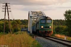 ST44-399 (szagy) Tags: pkp pkpcargo st44 st44399 m62 14d40 d2940 pociąg towarowy freight train ostrowiebiebrzańskie podlaskie roos gagarin