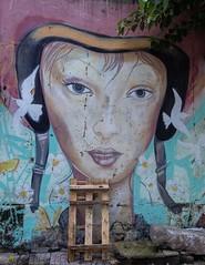 Wall art - Graffiti (billcoo) Tags: saigon fujifilm xf1855mm travel xh1 1855mm fuji fujinon street