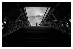 """""""Figures Libres à Paris 144"""" (TBWLC Photography) Tags: fdrouet tbwlc nb bw monochrome street paris nikon d610"""