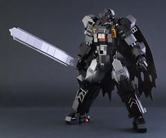 "Lego FA-12 ""Berserk mech"" (guitar hero78) Tags: afol lego legomech legomoc moc berserk brick mech sword mecha toys xe1 fujifilm 60mm"