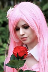 Amuraagenic (jmboyer) Tags: ©jmboyer cosplay paris canon visage face comic comicmarket manga canonfrance
