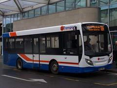 Z&S Transport ADL Enviro 200 MK63 WZV (Alex S. Transport Photography) Tags: bus outdoor road vehicle adlenviro200 enviro200 e200 adldartslf4 zstransport route33a mk63wzv