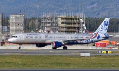 Aeroflot VP-BEE, OSL ENGM Gardermoen (Inger Bjørndal Foss) Tags: vpbee aeroflot airbus a321 osl engm gardermoen