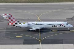 Volotea Boeing 717-2BL EI-FCU (c/n 55190) (Manfred Saitz) Tags: vienna airport schwechat vie loww flughafen wien volotea boeing 717 712 b712 eifcu eireg