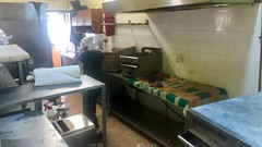 Packing Up and Cleaning the Kitchen (RobW_) Tags: packing cleaning ktchen freddiesbar tsilivi zakynthos greece monday 07oct2019 october 2019