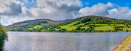 Talybont Reservoir, Powys, Brecon Beacons National Park