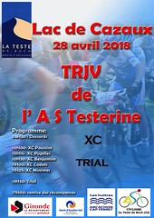 106 - ASH VTT - FFC TRJV - LA TESTE - 28 AVRIL 2018 (Fabrice CHUIAFON) Tags: ashvtt ash vtt trjv ffc fabrice chuiafon poumpoumfafa