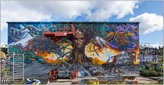 Last Hoorah (Mabacam) Tags: 2019 london shoreditch eastend street artspraycan artwall artpublic artgraffitipainted wall