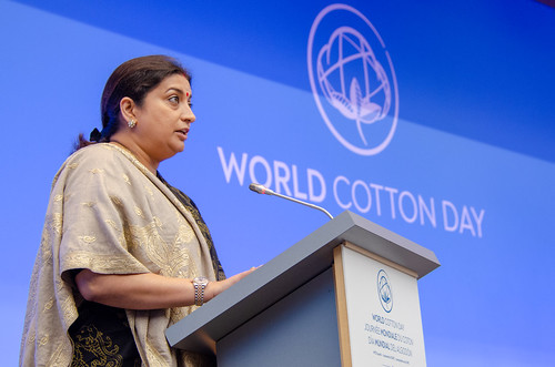 World Cotton Day — 7 October 2019