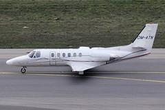 Air Transport Europe Cessna Citation II OM-ATN (c/n 550-1040) (Manfred Saitz) Tags: vienna airport schwechat vie loww flughafen wien air transport europe cessna citation ii c550 omatn omreg