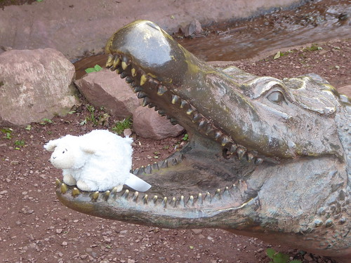 Ramases and Crocodile!