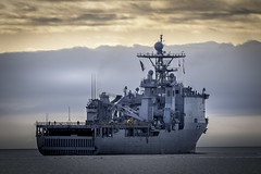 USS Comstock 45 (Paul Rioux) Tags: boat us marine ship navy vessel 45 naval warship military prioux usscomstock