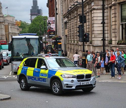 Metropolitan Police Service - BX17DPN