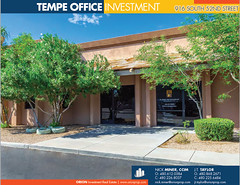 "FOR SALE: 2 Tenant Tempe Office Investment | Fully Occupied • <a style=""font-size:0.8em;"" href=""http://www.flickr.com/photos/63586875@N03/48860153881/"" target=""_blank"">View on Flickr</a>"