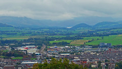 Photo of Penrith and Ullswater.