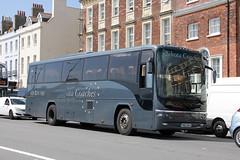Sihota YN03 WXV (johnmorris13) Tags: sihota yn03wxv volvo b12b plaxton plaxtonparagon coach