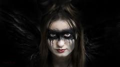 UG8_2759DARKROSE (Ira Lee) Tags: gothic elfia elfia19 netherland holland arcen photoshop angel rose jan akkerman dark costume kostüm portrait devil cosplay art dunkel satan girl engel