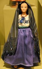 Mexican Doll Muneca Michoacan Purepecha (Teyacapan) Tags: mexico muneca dolls museum purepecha michoacan trajes ropa vestimenta