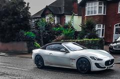 Maserati Grancabrio (federicoloforte) Tags: maseratigrancabrio maserati granturismo cabrio italiansupercar luxurycar autodilusso italianmodel stanmore