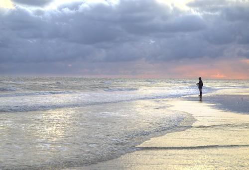 El humano y el mar