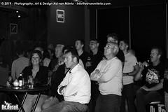 2019 Bosuil-Het publiek bij Rich Wyman en Miller & The Tone Machine 13-ZW