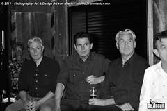 2019 Bosuil-Het publiek bij Rich Wyman en Miller & The Tone Machine 12-ZW
