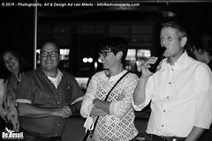 2019 Bosuil-Het publiek bij Rich Wyman en Miller & The Tone Machine 11-ZW