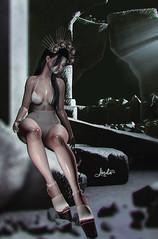 1197-sad (lindalindalein mayo) Tags: sintiklia anthem kaithleen´s fameshed phedora lyrium sl second life new blog fashion style mesh maitreya genus catwa bento skin applier sexy blond linda digital art design mode pic foto photo photographie photography lindalein mayo blogger