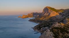 Coast of Crimea, Russia. (alexinspire2) Tags: побережье крым россия coast crimea russia sea море коптер