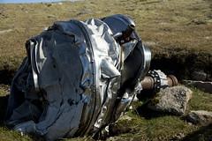 Crushed and Broken (steve_whitmarsh) Tags: aberdeenshire scotland scottishhighlands highlands cairngorms tsagairtmor mountain hills landscape nature topic