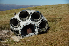 Broken Engine (steve_whitmarsh) Tags: aberdeenshire scotland scottishhighlands highlands cairngorms tsagairtmor mountain hills landscape nature topic