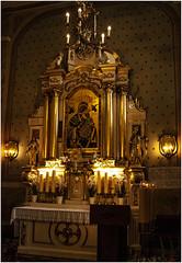 411- VIRGEN DEL PERPETUO SOCORRO EN LA BASÍLICA DE WADOWICE - (--MARCO POLO--) Tags: pueblos rincones templos iglesias basílicas