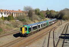 172213 172342 Tyseley (CD Sansome) Tags: tyseley station birmingham train trains turbostar 172 172213 172342 london midland govia
