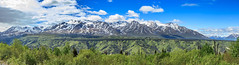 Panoramic View Of Canadian Rockies (http://fineartamerica.com/profiles/robert-bales.ht) Tags: alaska fineart flickr haybales landscape pan people photo phototechniques photouploads places projects scenic toworkon mountain nature park canada forest national tree travel rocky outdoors alberta beauty tourism color canadian green grass space woodland jasper banff glacier landscapes tall trek snow summit recreation rockies terrain parkway highway evergreen canadianrockies yukon rockymountains canadiancordillera britishcolumbia northamericanrockymountains range peaks robertbales