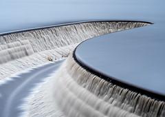 Torside Resevoir Overspill (david.travis) Tags: nd10 longexposure slow landscapephotography reservoir longexpo neutraldensity slowshutter