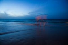 2018-06-05 Puerto Rico San Juan Beach 008 (Ray Bernoff) Tags: sanjuan puertorico travel night nightphotography beach sky clouds