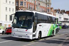 Newport Bus 26 YN06 MXU (johnmorris13) Tags: newportbus yn06mxu volvo b12b plaxton plaxtonpanther coach