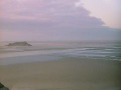 A408-21-1992r-rocher_de_Tombelaine(Manche) (Caterin1954FR) Tags: landscape paysage seaside côte