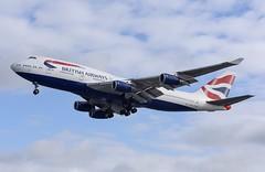 British Airways Boeing 747-436 G-CIVR (josh83680) Tags: heathrowairport heathrow airport egll lhr gcivr boeing boeing747436 747436 boeing747400 747400 britishairways british airways