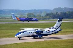 328Jet (Gerry Rudman) Tags: sunair oyjjh edinburgh runway06 embraer erj175lr