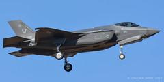 F-35A 15-5190/LF 63rd FS/ 56th FW (C.Dover) Tags: lukeafb usaf 56thfw lockheedmartin lf 155190 arizona 63rdfs f35a lightningii 155190lf
