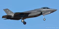 F-35A 15-5191/LF 63rd FS/ 56th FW (C.Dover) Tags: lukeafb usaf 56thfw lockheedmartin 155191 lf arizona 63rdfs lightningii f35a 155191lf