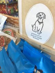 Doggone happy birthday (artnoose) Tags: happy market bros franklin berkeley counter basket letterpress cards card birthday dog