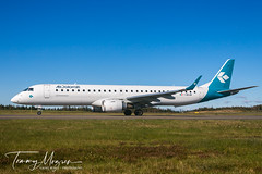 I-ADJM E195LR Air Dolomiti @ GOT (Viking Wings) Tags: air dolomiti emb195 e195 emb195lr iadjm got