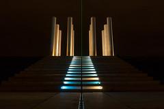 IMG_8336.jpg (Alain FAY) Tags: architecture cergy axe majeur couleur escalier stair