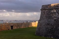 2018-06-10 Puerto Rico San Juan Old San Juan 013 (Ray Bernoff) Tags: sanjuan puertorico travel architecture sky clouds oldsanjuan fort