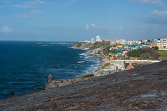 2018-06-10 Puerto Rico San Juan Old San Juan 009 (Ray Bernoff) Tags: sanjuan puertorico travel beach oldsanjuan view city