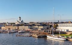 Helsinki, Finland (Ninara) Tags: gulfoffinland helsinki cruise finland sea portofhelsinki port