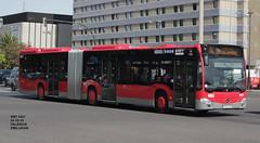 Mercedes Benz Citaro G Hybrid - EMT 8427 (emilijoan_2) Tags: autobus autocar busfan instabus fotobusvalencia busspotter